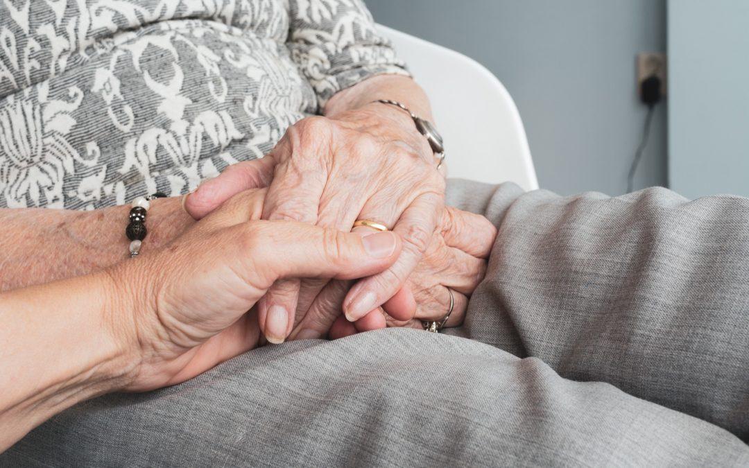 Idag, den 1 oktober, är det FN:s internationella dag för äldre